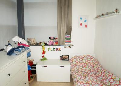 Kinderkamer voor