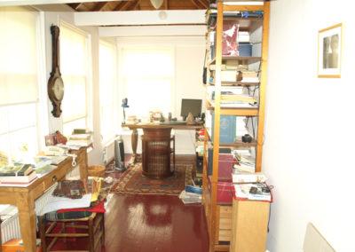 Werkkamer voor
